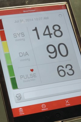 El Control de la Presión Arterial Comienza con Una Medición Precisa