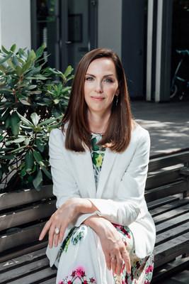 Ekaterina Rybakova, Co-founder and President of the Rybakov Foundation
