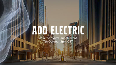 Add Electric: Volvo CE invites you to the most electrifying announcement of the year