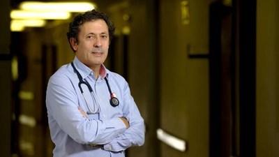 Dr. Luis Paz-Ares, of the Hospital Universitario, Universidad Complutense and Ciberonc, in Madrid, Spain