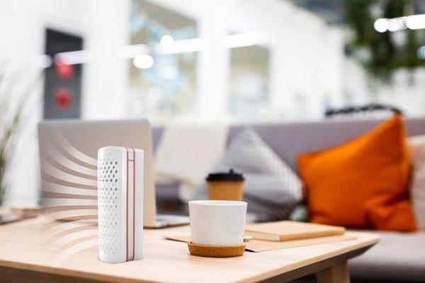 AMIRO Air Purifier in Office to fresh the air